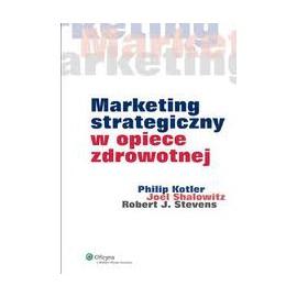 Marketing strategiczny w opiece zdrowotnej