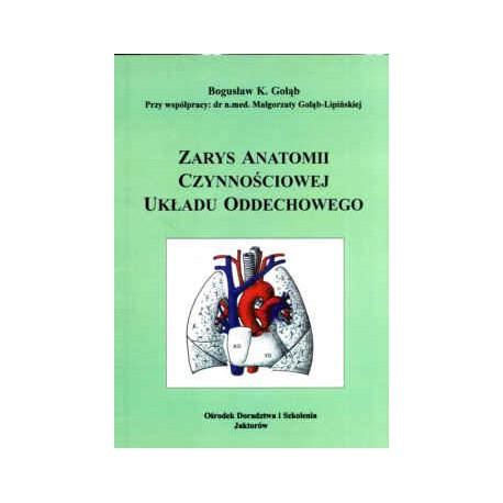 Zarys anatomii czynnościowej układu oddechowego