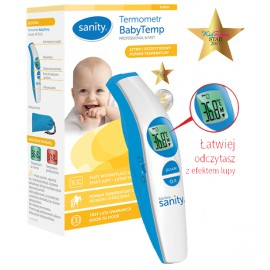 Termometr bezdotykowy BabyTemp SANITY AP3116