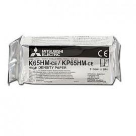Papier do USG Mitsubishi K 65 HM 110 mm x 20 m