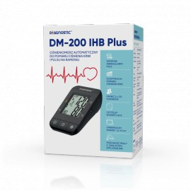 Ciśnieniomierz elektroniczny Diagnostic DM-200 IHB Plus