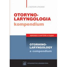 Otorynolaryngologia. Kompendium