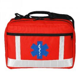 Apteczka pierwszej pomocy przenośna 12l TRM-13 (kolor czerwony)