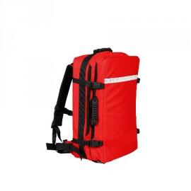 Apteczka pierwszej pomocy typu plecak 45l TRM-31 (kolor czerwony)
