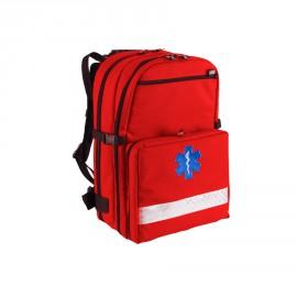 Ampularium na 196 ampułek TRM-57 plecak (kolor czerwony)