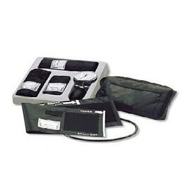 Ciśnieniomierz zegarowy HS-GF301 (z trzema mankietami)
