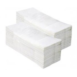 Ręcznik papierowy Merida (200 sztuk, składanka, super biały)