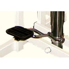 Regulacja siedziska do fotela zabiegowego FZ 01 - hydrauliczna