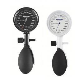 Ciśnieniomierz zegarowy E-Mega Riester (czarny)