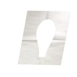 Nakładki higieniczne na deskę sedesową op./100szt. (papierowe)