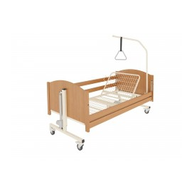 Łóżko ortopedyczno- wspomagające Taurus Low (elektryczne)