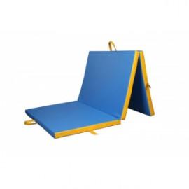 Materac rehabilitacyjny 3-częściowy 195x100x5cm