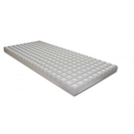 Materac przeciwodleżynowy gofrowany w pokrowcu zmywalnym Reha-Bed