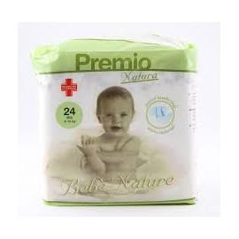 Pieluchomajtki dla dzieci Premio Natura Midi 4-10 kg