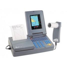 Spirometr SpiroLab III przenośny, wielofunkcyjny z wbudowaną drukarką i kolorowym wyświetlaczem graficznym
