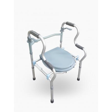 Balkonik krzesło toaletowe