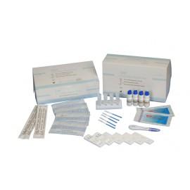 Ameritek Test do wykrywania wirusów grypy Influenza A/B 2-panelowy (op. 10 szt.)