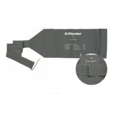 Mankiet do ciśnieniomierza zegarowego 2-drenowy Riester RS-129