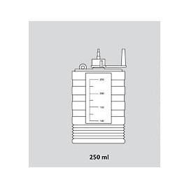 Butelka do długotrwałego odsysania ran, pojemność 250 ml Balton