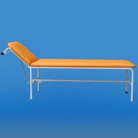 Leżanka lekarska z uchwytem na papier - kozetka lekarska