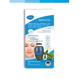 Mini-inhalator CLIP aspUraclip med Sanity