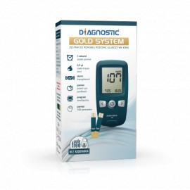 Glukometr Diagnostic Gold