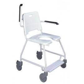 Wózek sanitarny prysznicowy na kółkach