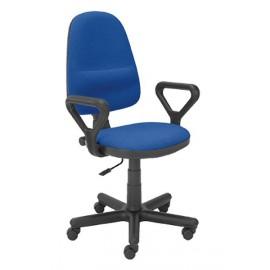 Krzesło biurowe BRAVO (stelaż chromowany)