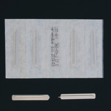 Nożyki do testów punktowych, alergologicznych Heinz Herenz Allergie Lanzetten (200 sztuk)
