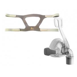 Maska nosowa do CPAP Nasal N4 (wymienne kołnierze)