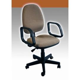 Krzesło Aga z podłokietnikami, stelaż czarny