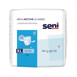 Pieluchomajtki Seni Active Classic XL (op. 30 szt.)