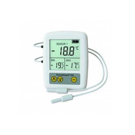 Termometr elektroniczny do lodówek i zamrażarek ThermaGuard 102