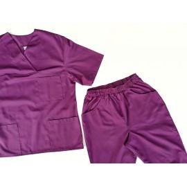 Komplet chirurgiczny (męski lub damski) SCRUBS