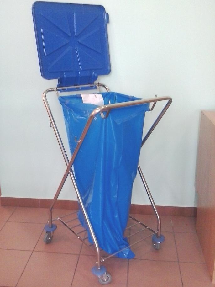 wózek na odpady